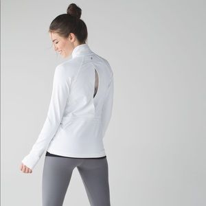 Lululemon Sunshine Salutation jacket